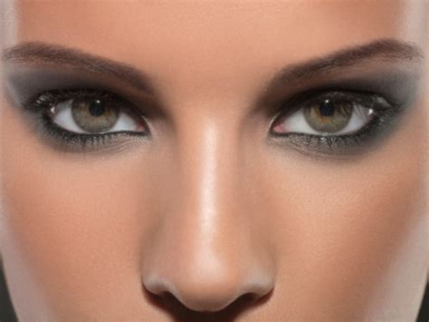 imagenes ojos verdes maquillados maquillaje de fiesta para ojos verdes