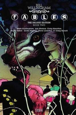 fables deluxe edition hc 1401230970 fables deluxe edition hc vol 02 bill willingham 9781401228798