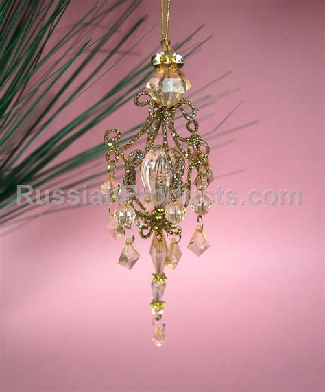 Chandelier Ornament 52 Best Images About New Year Gifts On Ballerina Ornaments New Year S And Metal