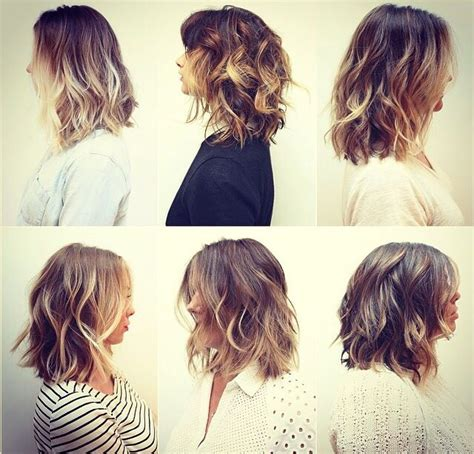 does ombre work with medium layered hair length 94 best subtle balayage ombre medium length hair images