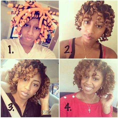 Flexi Rod Hairstyles by 32 Best Images About Flexi Rods For Hair And Perms