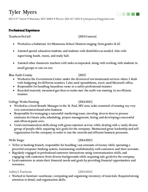 cv thesis advisor sle financial advisor resume sle resumes financial