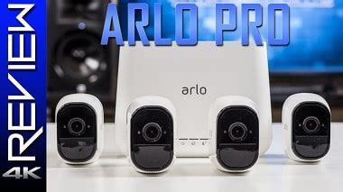 arlo pro the best security cameras for home security review