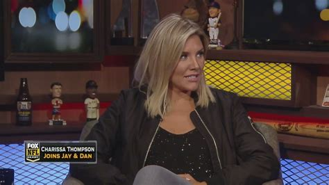 charissa thompson named host of fox nfl kickoff college spun charissa thompson once gave larry david a haircut fox sports