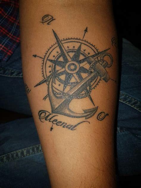 anker tattoo de 20 bedste id 233 er inden for anker tatoveringer p 229