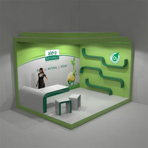 booth design canada elegant modern trade show booth design for minji kwon by