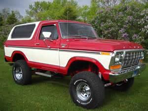 Ford Broncos Rust Free Bronco 1979 Ford Bronco Lmc Truck