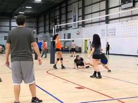 vb field house virginia beach field house adult volleyball video 1 youtube