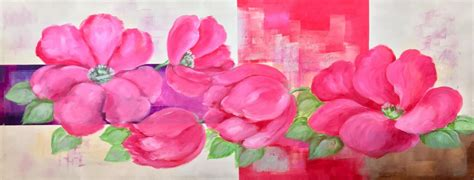 cuadro con flores cuadros de flores solocuadro