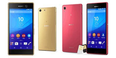 Sony Xperia M5 Aqua sony xperia m4 aqua vs sony xperia m5 comparison