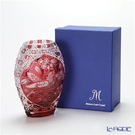 bleikristall le le noble meissen meissen vase 20 cm hur