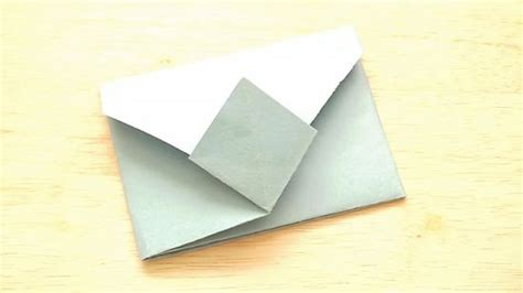 Fold An Envelope Out Of Paper - foldable envelope gse bookbinder co