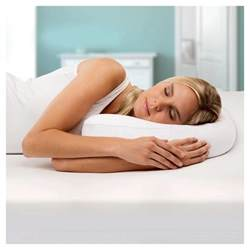 side sleeper pro air therapeutic neck back pillow new ebay