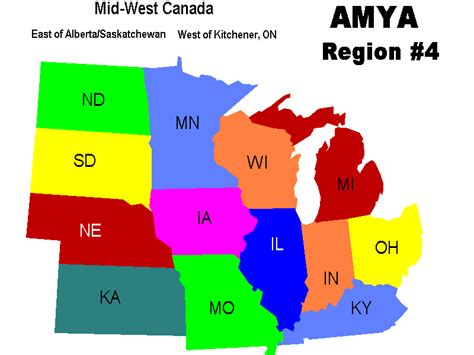 map us midwest region midwestern region gallery