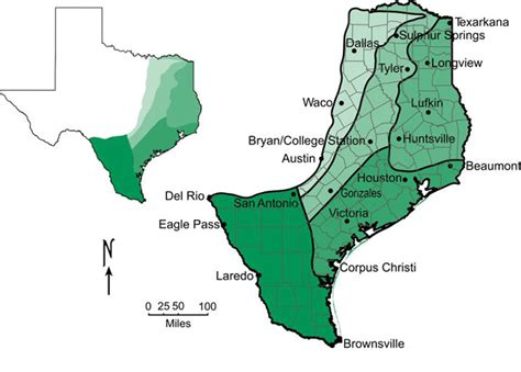 map of texas gulf coast region 47101studyaids
