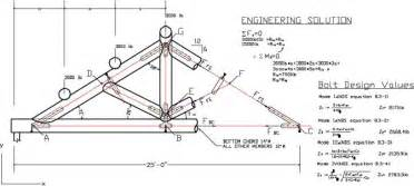Truss Drawing Build Your Own Blueprints House 17 On Build Your Own Blueprints House