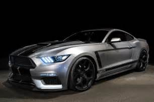 Ford Mustang News 2016 Ford Mustang Shelby Gt350 Coupe New Design Exterior