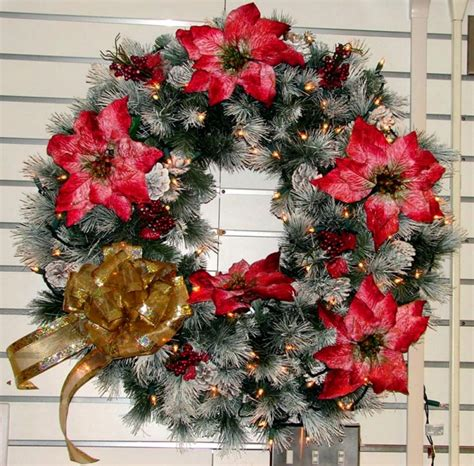 beautiful wreaths beautiful christmas wreaths