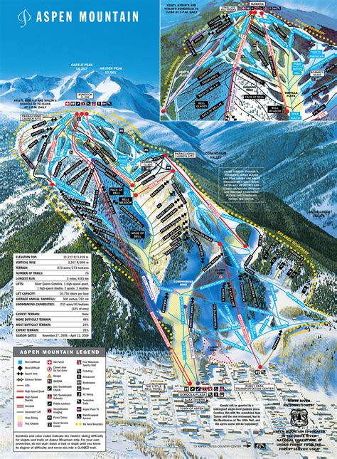snowmass trail map snowmass co trail map webcams ski vacation packages