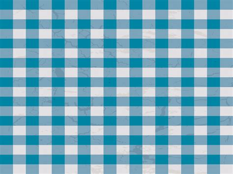 Tablecloth Pattern Powerpoint Templates   Blue, Pattern