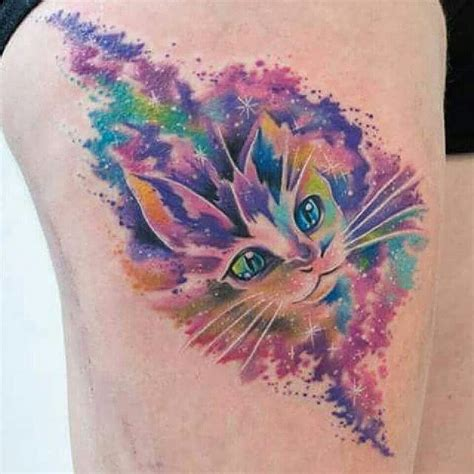 cat watercolor tattoo 25 best ideas about watercolor cat on