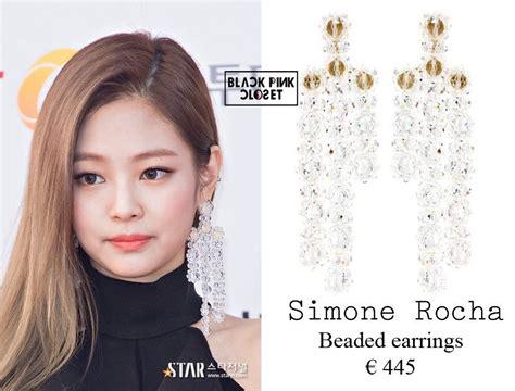 blackpink earrings blackpink closet blackpinkcloset twitter