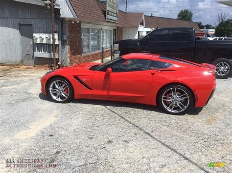 2017 chevrolet corvette stingray coupe in torch for