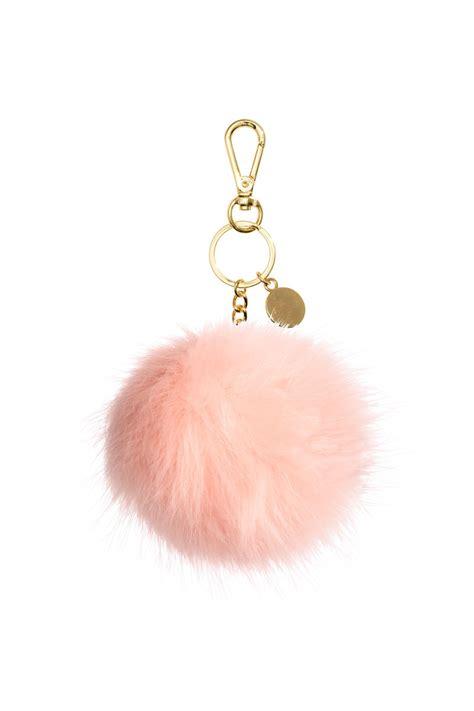 Topi H M Pink keyring powder pink sale h m us