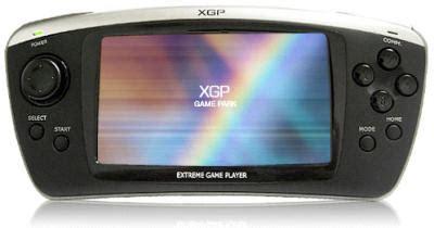 gamepark console gamepark announces redesigned xgp and xgp mini