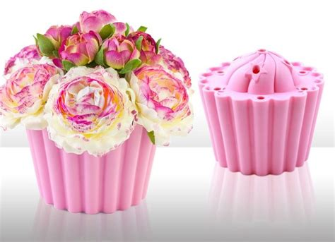 Cupcake Vase by Cup Cakes Cookies And Cakes