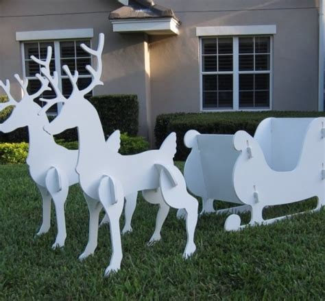 large outdoor christmas decorations decor love