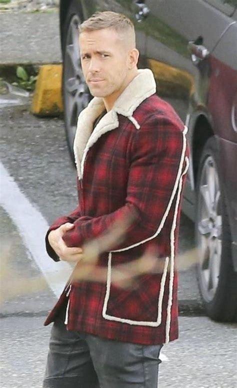 sherpa plaid jacket menswear mensfashion style