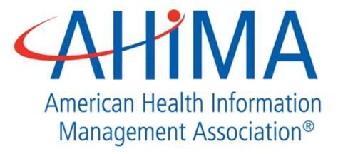 american health information management association logo