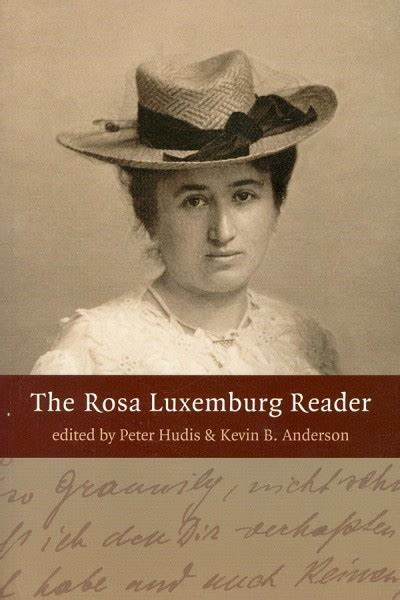 the rosa luxemburg reader monthly review press