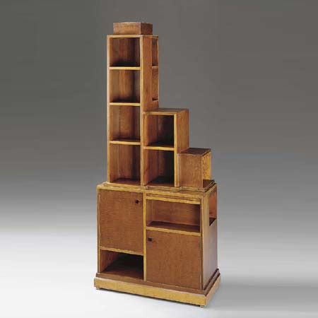 Skyscraper Bookcase mahagony skyscraper bookcase design objects