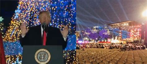 christmas tree lighting speech sles humiliated on after giving tree speech to nearly empty crowd