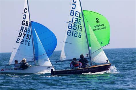 fishing bay yacht club junior week cadet national chionships at south caernarvonshire