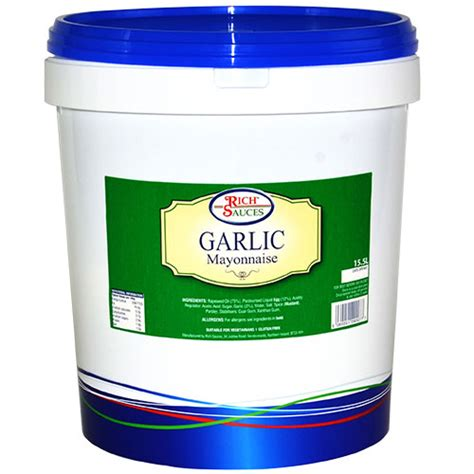 Do You Like Mayonnaise by Garlic Mayonnaise With A Unique Taste Flavour