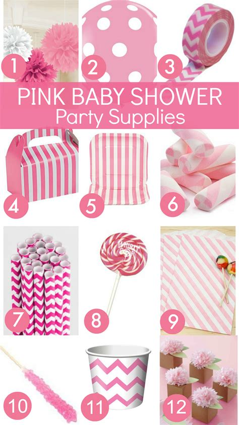 Baby Shower Store by Pink Baby Shower Ideas Catch