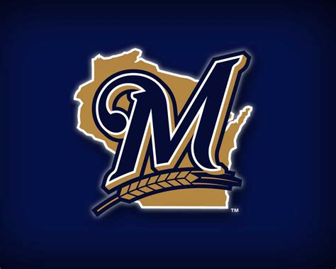 brewers colors milwaukee brewers wallpapers wallpaper cave