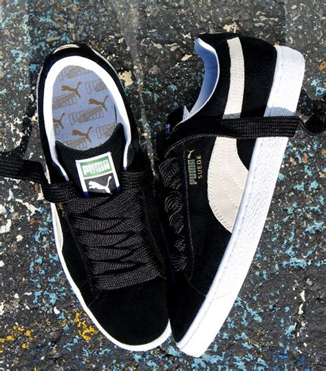 Sepatu Adidas Slove Black Suede 17 best ideas about classic on pumas