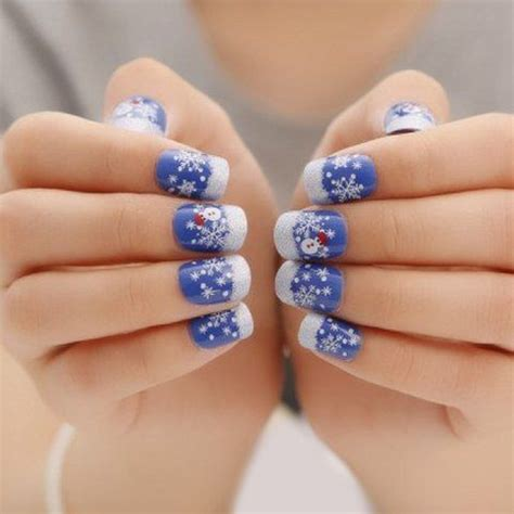 snowflake pattern on nails 1675 best images about nail art on pinterest