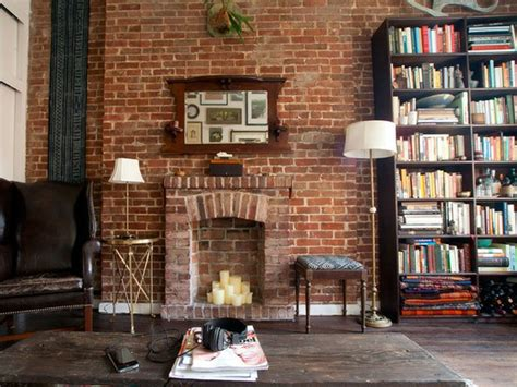 Paint For Bedroom Ideas 69 cool interiors with exposed brick walls digsdigs