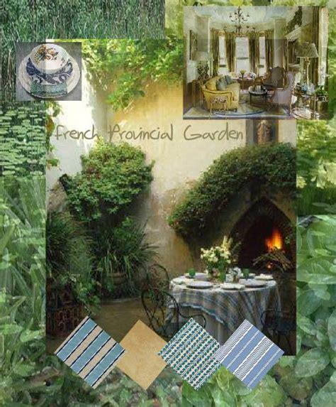 french provincial garden sleboard