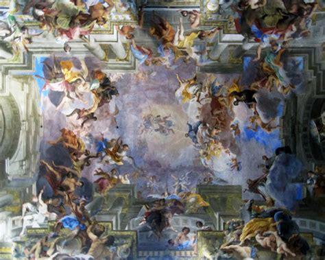 pittura soffitto andrea pozzo romainteractive