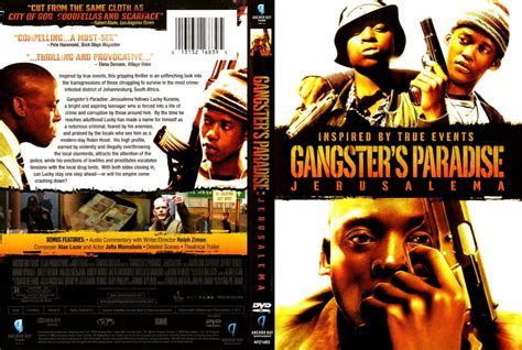 film zu gangster paradise gangster s paradise jerusalema movie dvd scanned covers
