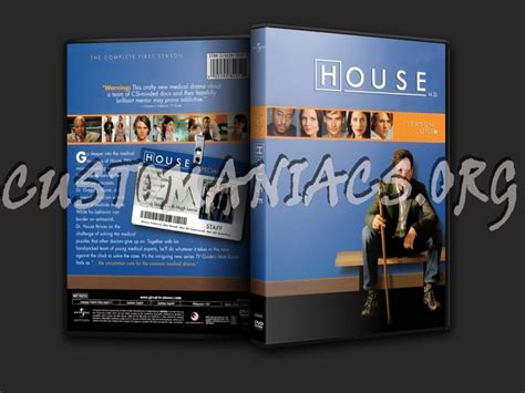 house md season 1 forum tv show custom coversets page 44 dvd covers labels by customaniacs