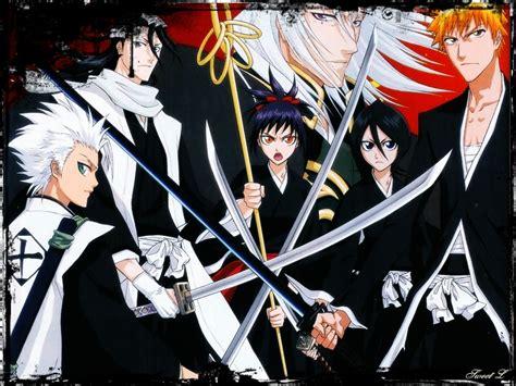 imagenes anime bleach imagenes bleach taringa