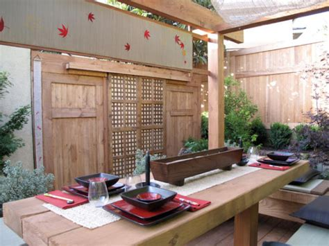 patio garden design inspiration jamie durie worldly design asian inspired accents for the home ty