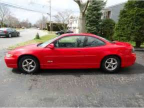 Pontiac Grand Prix Gtp For Sale Pontiac Grand Prix Gtp Coupe 2 Door 2000 Clear Title In